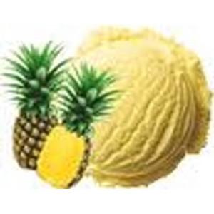 1- Pineapple  Sherbet 3 Gal. Tub