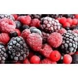Organic Bulk Frozen Fruit