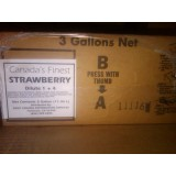 Bag In A Box Juice Concentrate 3 Gallon