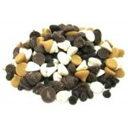 Assorted Mini Chips, 4000 Ct.10 Lb.