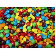 M&m Mini Chocolate Candies    25 Lb.