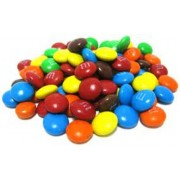 M&m Plain Chocolate Candy  6/24oz.