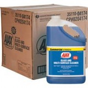 Ajax All Purpose No Rinse Cleaner, 4/1 Gal.
