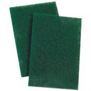 Scouring Green Medium Duty 10Ct