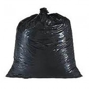 55 Gal Black Trash Can Liners (43X48), 100 Ct