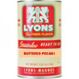 Buttered Pecans 6#5 Cans