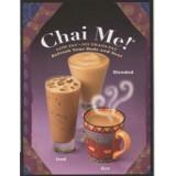 Big Train Chai Latte Mix 4/3.5 Lb (Dry)