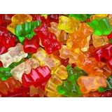 Gummi Candy Toppings
