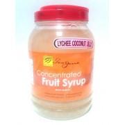 Lychee Pieces In Coconut Syrup 8.5 Lb Jar - 48201-1