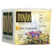 Citrus Chamomile Herbal Tea, 1/50Ct- Novus
