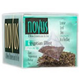 Egyptian Mint Herbal Tea, 1/50Ct- Novus