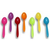 Medium Weight Colored Spoons