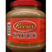 Reese's Peanut Butter Sauce - 4.5 Lbs Tub