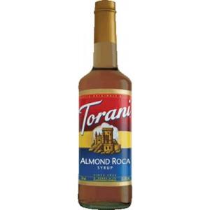 Torani Almond Roca