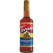 Torani Pomergranate
