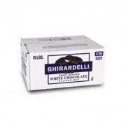 Sweet Ground White Chocolate Powder 10 Lb- Ghirardelli