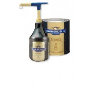 Dark Chocolate Sauce 87.3oz. Ghirardelli
