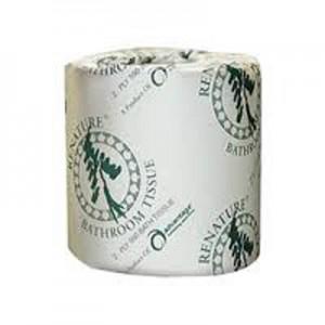 TOILET PAPER, 2 PLY 96/500 -PLATINUM-