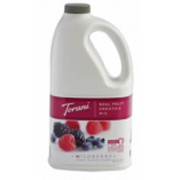 Wildberry Real Fruit Smoothie 64oz. Torani