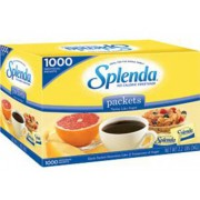 Splenda Packets, 2000Ct