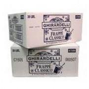 Double Chocolate Frappe Classico, 10Lb Ghirardelli