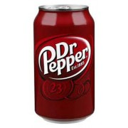 Dr. Pepper, 32/case