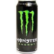 Monster Energy Drink, 24/16 Oz- Hansen's