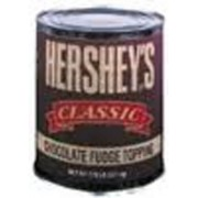 Fudge Topping 6#10 Cans - Hershey's
