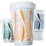 Impulse Design Styro-Foam Cups