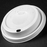 Lids-Cappuccino Low Dome 1000 Ct