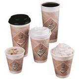 Caf Gourmet Design-Styro-Foam Cups
