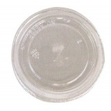 Lids-Translucent Flat Slotted