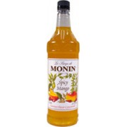 Monin Spicy Mango  4/1 Liter (By The Case) 2309