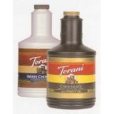 Torani Creamy Sauces -  5 Lb. Bottle (6 Per Case)