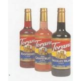Torani Beverage Flavor Syrups 750 Ml