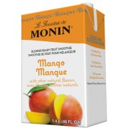 Mango Fruit Smoothie Mix, 6/46Oz Monin