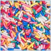 Rainbow Sprinkles, 10Lb - 63012