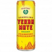 Cranberry Pomegranite Sparkling Mate, 12/12Oz. - 32258