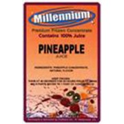 Pineapple Juice Concentrate Rapid Load, 120 Oz- Millenium - 6114