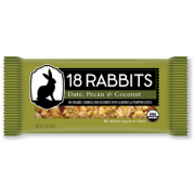 18 Rabbits Date, Pecan & Coconut Bars - 12/1.6oz.