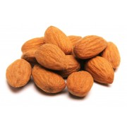 ALMONDS NATURAL RAW WHOLE 25LBS.
