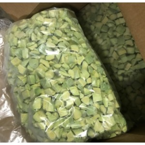 IQF AVOCADO BITS AND PIECES 22LB