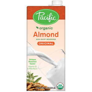 ORGANIC ALMOND ORIGINAL   12/32 OZ