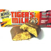 TIGERS MILK BARS, VARIETY PACK 24CT