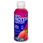 BIPRO PROTEIN WATER BERRY, 12/16.9 OZ