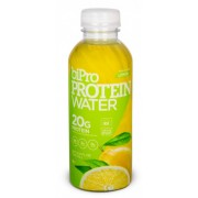 BIPRO PROTEIN WATER LEMON, 12/16.9 OZ