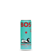 BOS LIME GINGER, ORGANIC 24/12OZ.