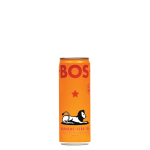 BOS PEACH ICED TEA, ORGANIC 24/12OZ.
