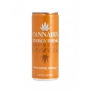 CANNABIS ENERGY DRINK, MANGO 24/250ML