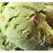 PISTACHIO ALMOND ICE CREAM 3 GAL - CASCADE